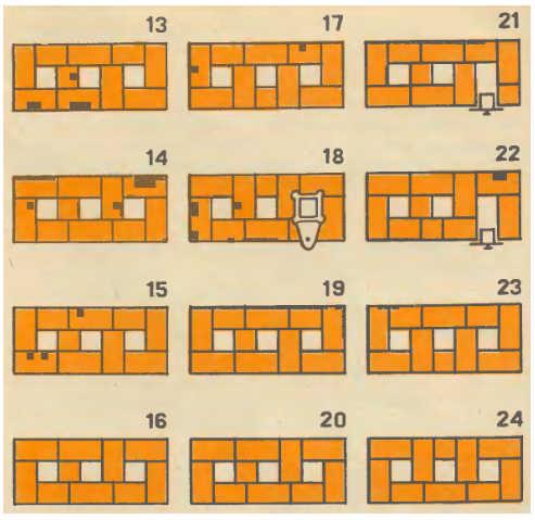 схема отопительного щитка 4х1,5 кирпича