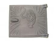 Дверка топочная балезино с тигром Ижевск